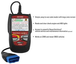 craftsman obd2 car reader