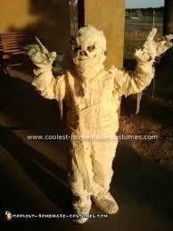 Mummy Halloween Costume Coolest 40 Homemade Mummy Costumes Scariest Halloween