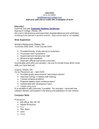computer literacy resume sample expert resumes for computer and