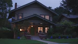 Two Story Craftsman by Dusk Bit Tilt Down Hold Nice Neutral Color Two Story House
