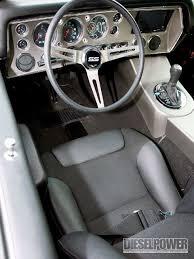 1970 Chevelle Interior Kit 1970 Chevy Chevelle Duramax Diesel Engine Diesel Power Magazine