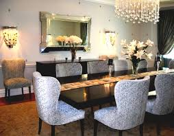 dining room wall decorating ideas contemporary dining room decorating ideas with luxury dining table