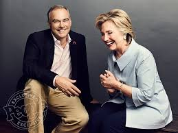 tim kaine had to get past bill clinton before becoming hillary