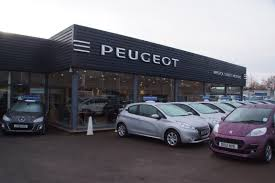 peugeot car showroom peugeot banbury 01295 675 119 a trusted dealers member
