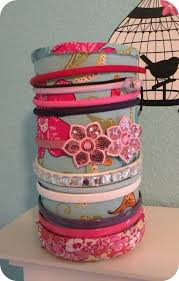 how to make a headband holder a diy headband holder and some mothering with grace