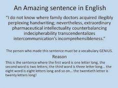 world u0027s longest word which is the chemical name for titan aka