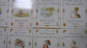 rabbit library the rabbit library by beatrix potter books squirrel nutkin