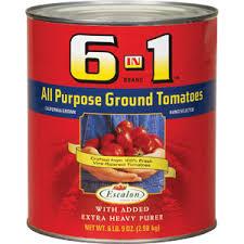 tomates cuisin馥s costco escalon 6 in 1 all purpose ground tomatoes ciao