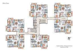 salarpuria sattva luxuria floor plans for 3 bhk 4 bhk duplexes