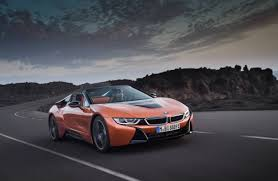 bmw supercar bmw i8 hybrid supercar loses its top but keeps its cool