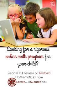 Redbird Mathematics Online Math Program Review