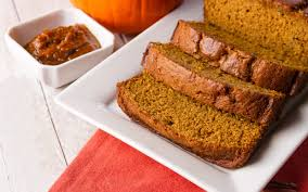 pumpkin bread made easy