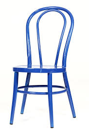 rental chair royal blue bistro chair ooh events design center