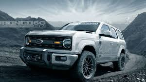 How Much Is The 2016 Ford Bronco 2020 Ford Bronco Price And Specs Youtube