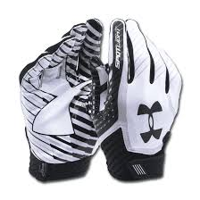 Flag Football Gloves Under Armour Spotlight Gloves Ep Sports