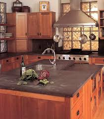 kitchen with stainless steel backsplash granite countertop used kitchen wall cabinets ikea stainless