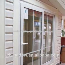 Upvc Sliding Patio Doors Terrace Upvc Sliding Patio Doors With Grill Design Buy Upvc