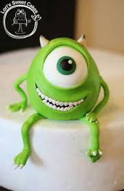 monsters inc cake toppers image result for inc cake toppers fae s 3 birthday