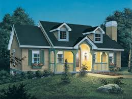 lovely new england style home plans new home plans design
