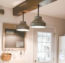 Farm Light Fixtures Diy Light Fixtures For The Kitchen My Creative Days