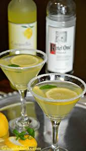 blueberry martini recipe a lemon drop martini is sweet and tart with lots of lemony flavors