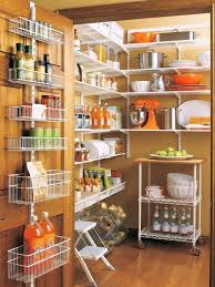 Kitchen Pantry Storage Ideas Kitchen Pantry Shelving How To Organize A With Shelves