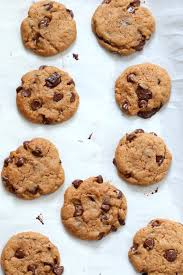 Vegan Chocolate Chip Cookies With Coconut Oil Palm Oil Free