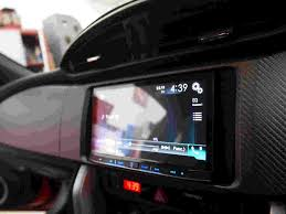 subaru brz custom interior subaru brz custom audio fit out performance car audio visual