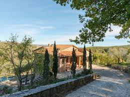 luxury villa with private pool pizza oven near siena and florence