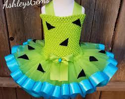 Infant Bam Bam Halloween Costume Bam Bam Costume Etsy