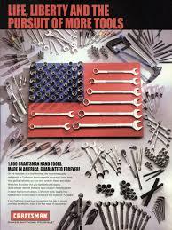 craftsman tools advertisement gallery