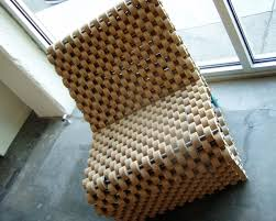 cool cork chair from the boedecker tasting room