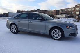 audi a4 used 2009 audi a4 used car review autotrader