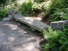 Rock For Garden Rock Garden Seating Carolyn S Shade Gardens