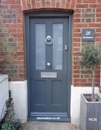 victorian door grey victorian georgian edwardian front doors