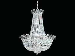 Ebay Black Chandelier Swarovski Chandelier Empire Light Wide Grand