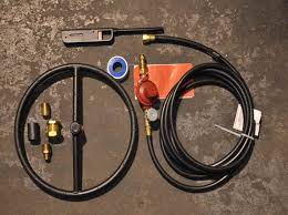 Gas Fireplace Lighter by Best 25 Gas Fire Pit Kit Ideas On Pinterest Diy Gas Fire Pit