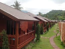 deluxe garden view villa pingchan koh phangan