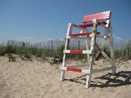 lifeguard chair on beach 0563 by moon willowstock on deviantart
