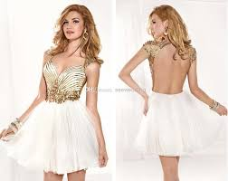 gold party dress shining gold sequined party dresses sweetheart cap sleeve