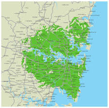 Internet Coverage Map Optus 4g Equal To Adsl2 Tests Show Delimiter