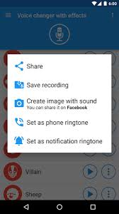 megaphone apk voice changer with effects apk for android