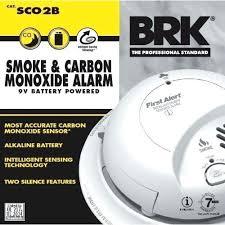 carbon monoxide detector flashing green light first alert sc7010bv mesmerizing atom photoelectric smoke fire alarm