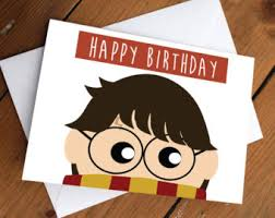 harry potter congratulations card harry potter card etsy