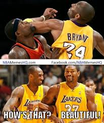 Kobe Memes - nba memes kobe nba world smoke y supersmoke lideran en faltas