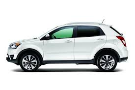 New Ssangyong Actyon 2014 Photo U203a фотографии санг йонг Ssangyong