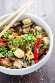 napa salad cabbage stir fry with salt and pepper tofu umami