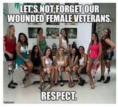 Veteran Meme - fact check fashion warriors