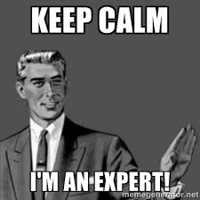 Meme Expert - the joy of expert beginnerism 200 of life