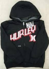 hurley hoodie ebay